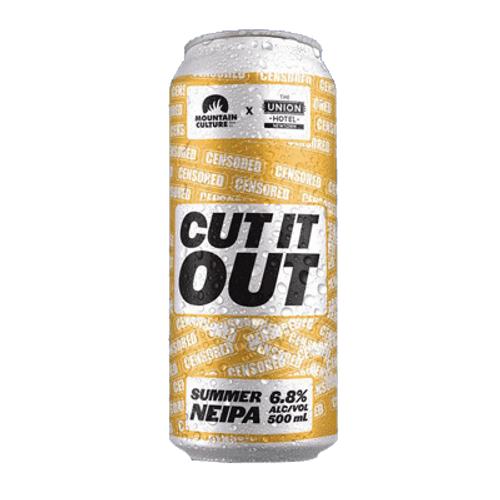 Mountain Culture Cut It Out NEIPA