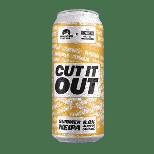 Mountain Culture Cut It Out NEIPA