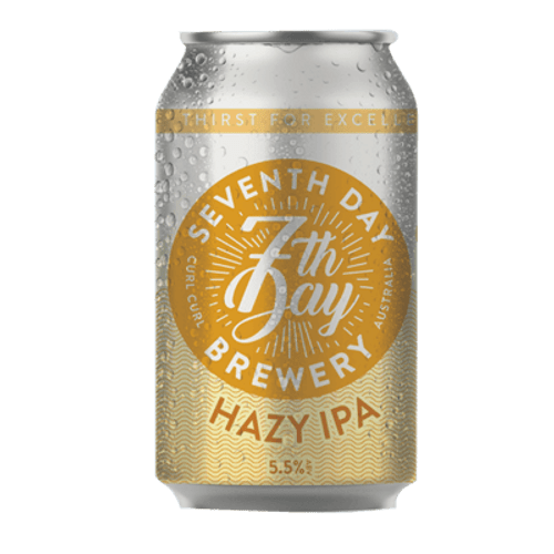 Seventh Day Hazy IPA