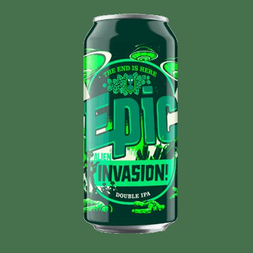 Epic Alien Invasion! DIPA