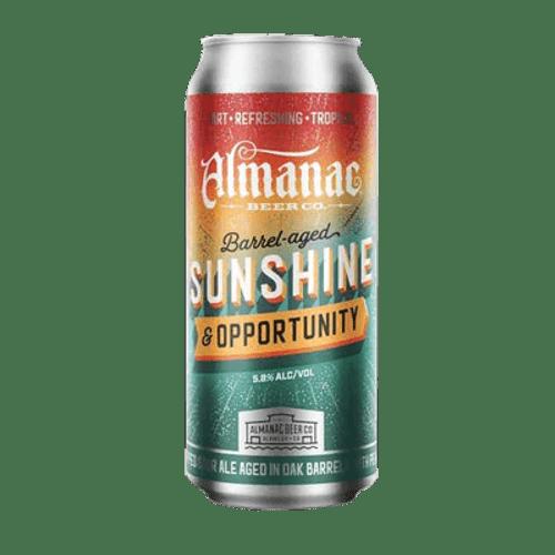 Almanac Sunshine & Opportunity BA Sour Ale