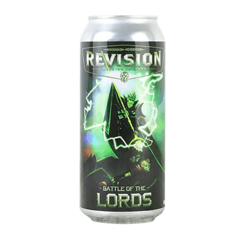 Revision Battle of the Lords Hazy DIPA