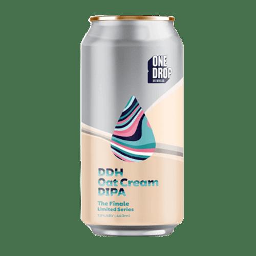One Drop DDH Oat Cream DIPA The Finale