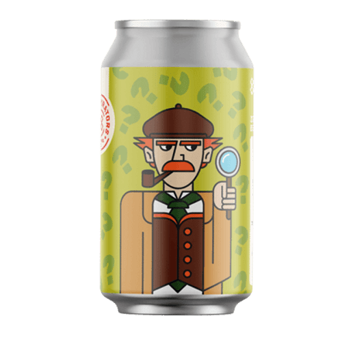 Coconspirators The Detective Hazy IPA