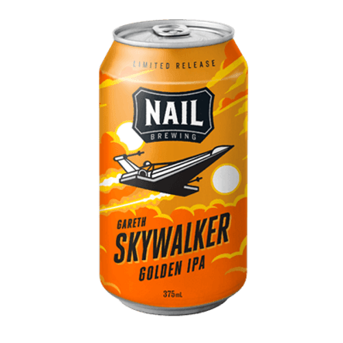 Nail Golden IPA Gareth Skywalker BLC #6 375ml Can