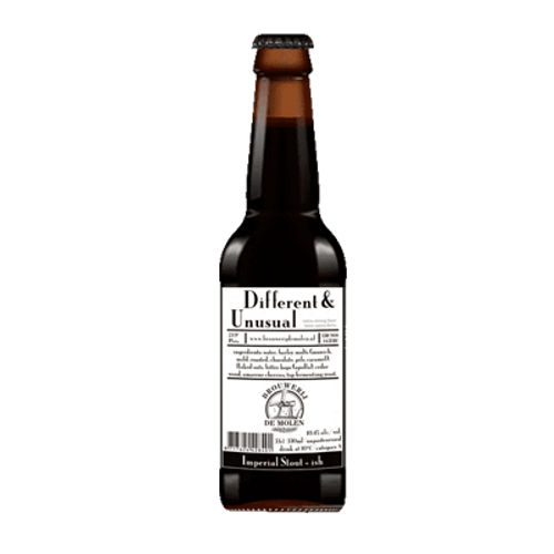 De Molen Different & Unusual Imperial Stout