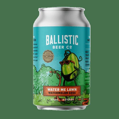 Ballistic Water Me Lawn Watermelon Gose