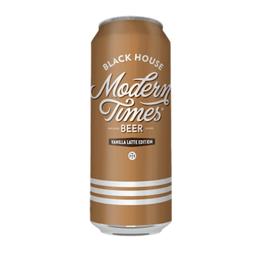 Modern Times Black House Stout Vanilla Latte Edition