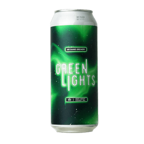 Mr Banks Green Lights DDH West Coast IPA