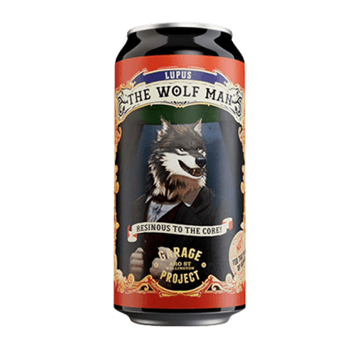 Garage Project Lupus the Wolf Man IIPA