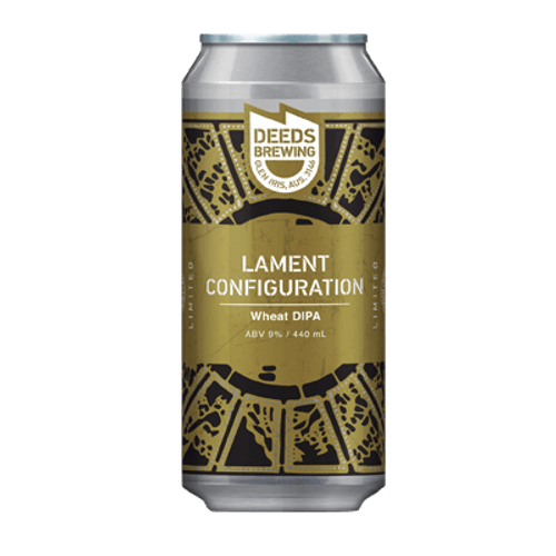 Deeds Lament Configuration Wheat DIPA