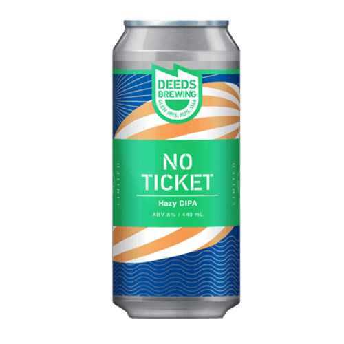 Deeds No Ticket Hazy DIPA