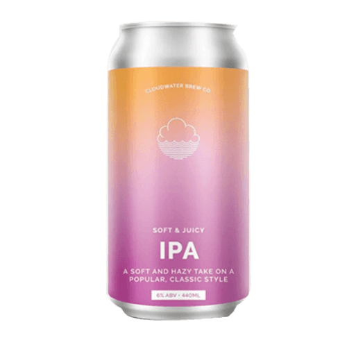 Cloudwater Soft & Juicy IPA