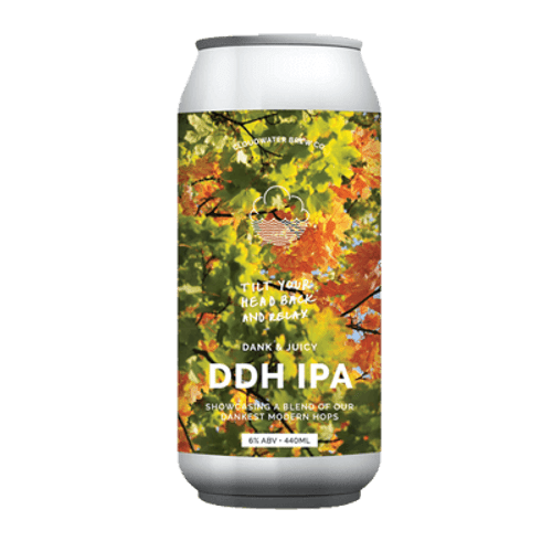 Cloudwater Tilt Your Head Back & Relax DDH IPA