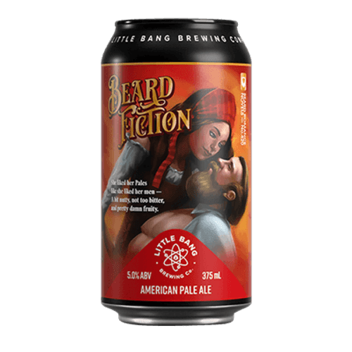 Little Bang Beard Fiction APA