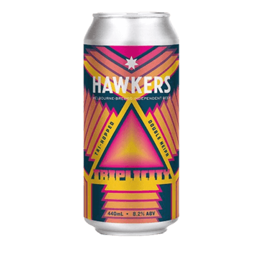Hawkers Triplicity Double NEIPA