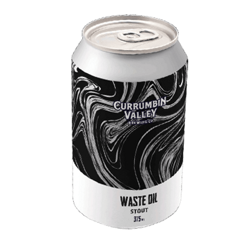 Currumbin Valley Waste Oil Stout