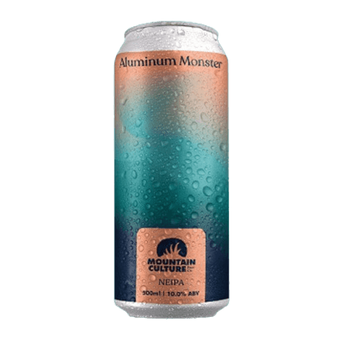 Mountain Culture Aluminum Monster NEIPA