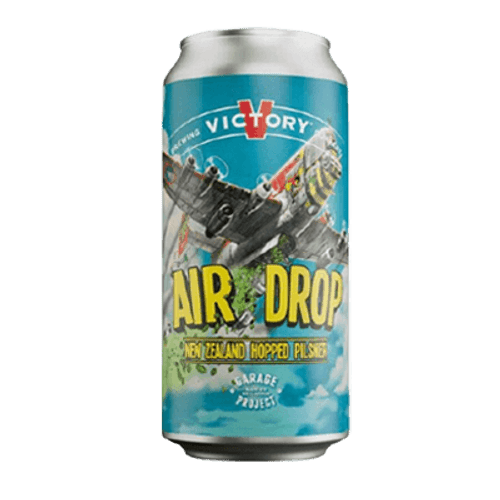 Garage Project Air Drop New Zealand Hopped Pilsner