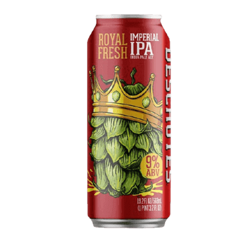 Deschutes Royal Fresh DIPA 568ml Can