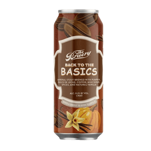 The Bruery Back To The Basics Imperial Stout
