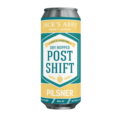 Jack's Abby Post Shift Pilser