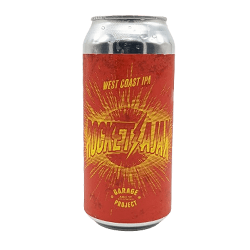 Garage Project Rocket Ajax West Coast IPA