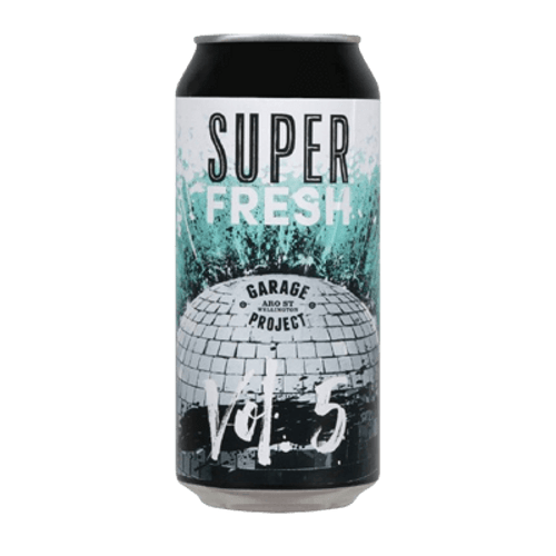 Garage Project Super Fresh Vol. 5 TIPA