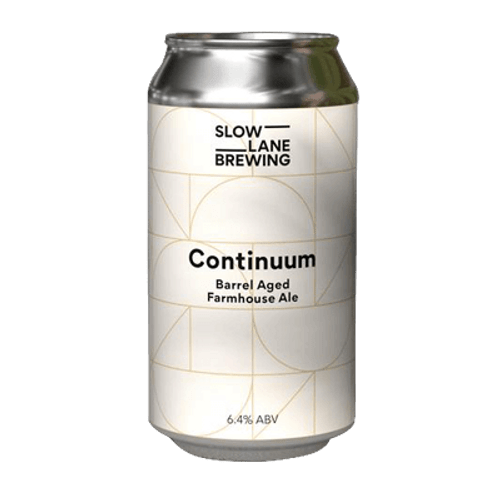 Slow Lane Continuum BA Farmhouse Ale