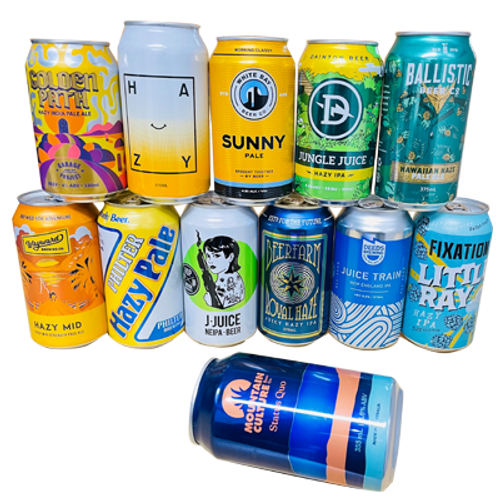 New England IPA Beer Pack