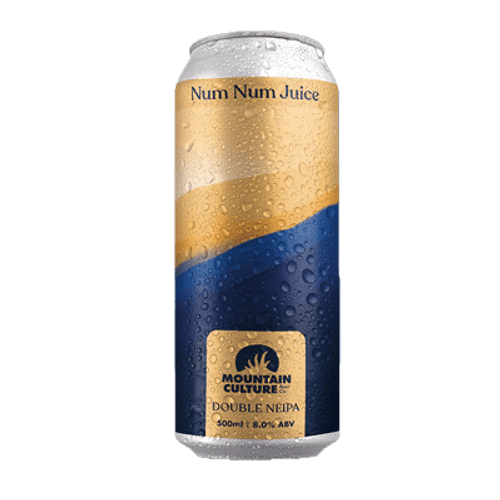 Mountain Culture Num Num Juice NEIPA