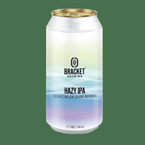 Bracket Hazy IPA Mosaic / Nelson / Motueka Hazy IPA