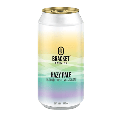 Bracket Hazy Pale Ale