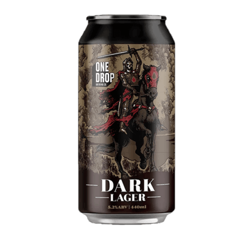 One Drop Dark Lager
