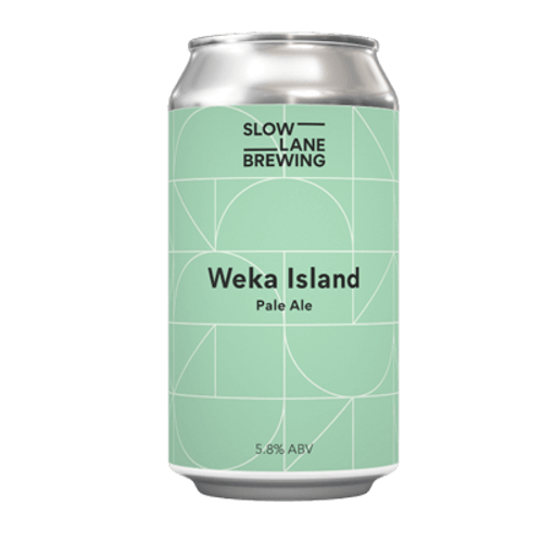 Slow Lane Weka Island Pale Ale