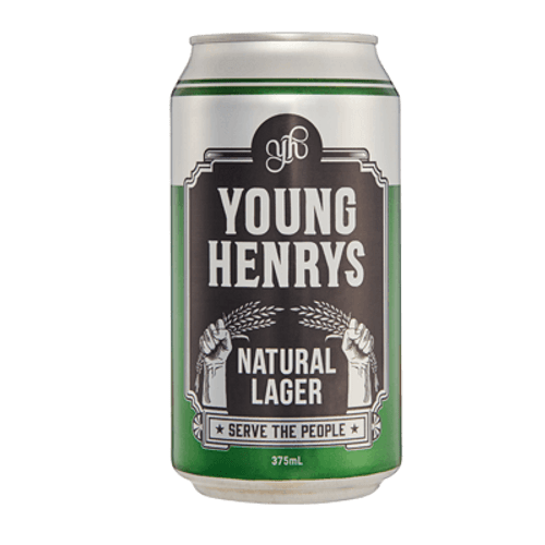 Young Henrys Natural Lager