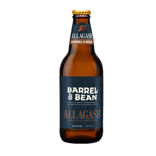 Allagash  Barrel and Bean Belgian Tripel