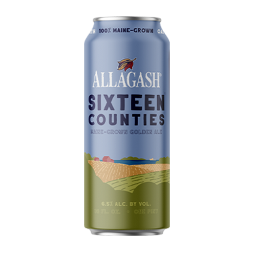 Allagash Sixteen Countries Belgian Strong Golden Ale