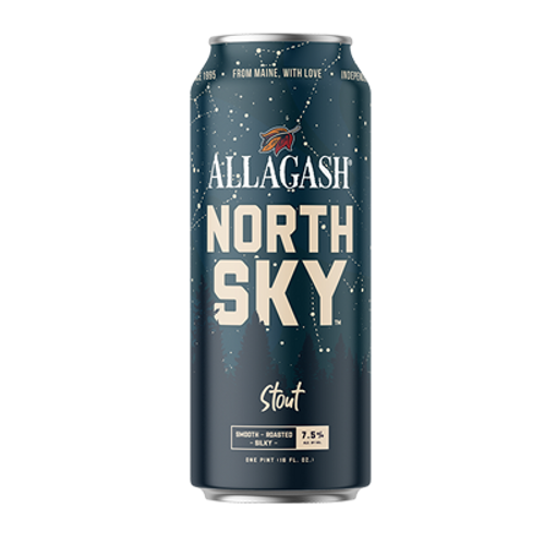 Allagash North Sky Stout