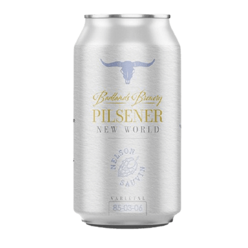 Badlands New World Pilsener