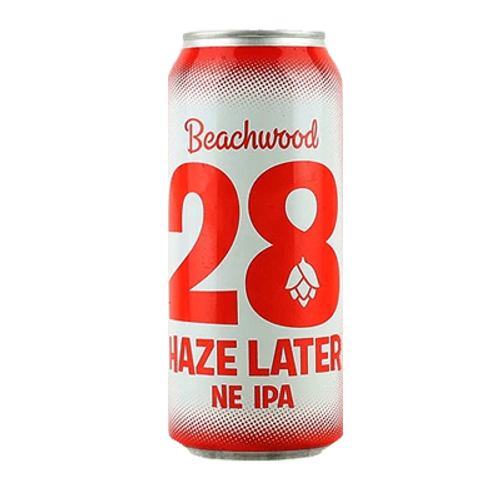 Beachwood 28 Haze Later Hazy IPA