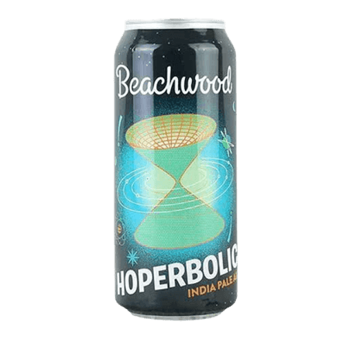Beachwood Hoperbolic IPA 473ml Can