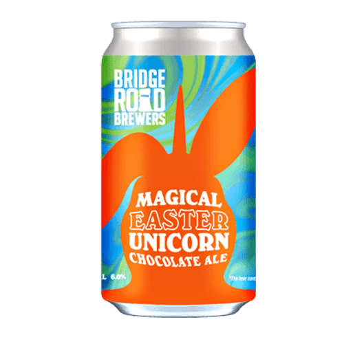 Bridge Road Magical Easter Unicorn Chocolate Ale 355ml Can