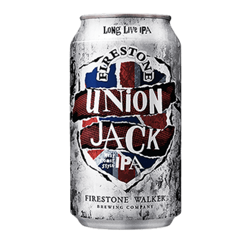 Firestone Walker Union Jack IPA 355ml Can