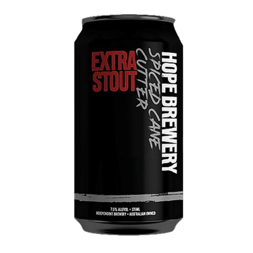 Hope Spiced Cane Cutter Extra Stout