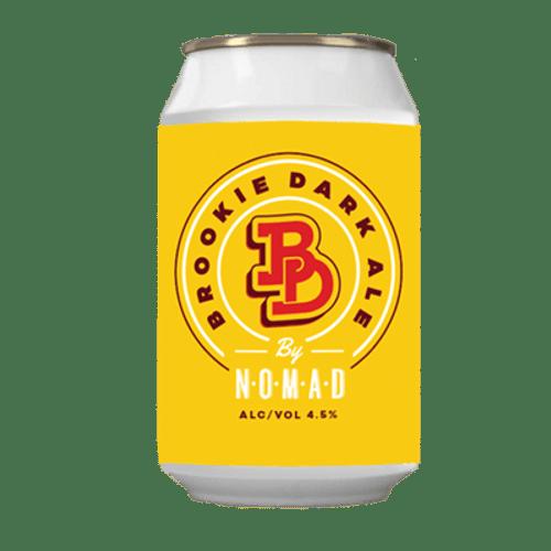 Nomad Brookie Dark Ale