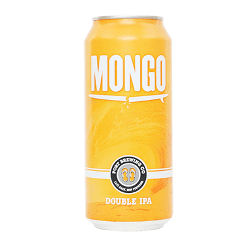 Port Brewing Mongo Double IPA 473ml Can
