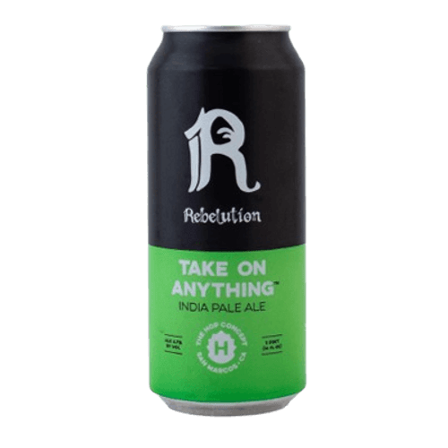 The Hop Concept/Rebelution Take on Anything IPA