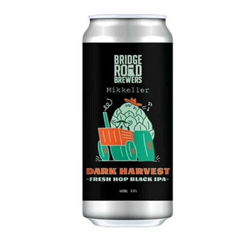 Bridge Road/Mikkeller Dark Harvest Fresh Hop Black IPA