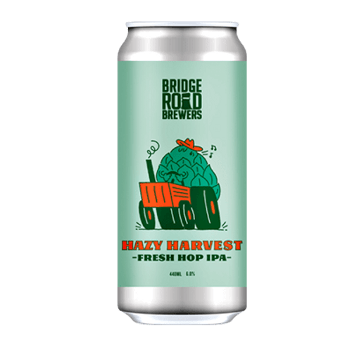 Bridge Road Harvest Haze Fresh Hop IPA